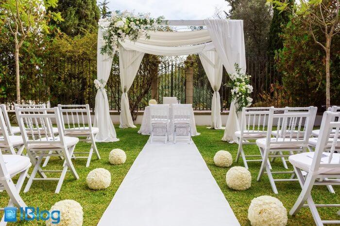 בחירת אולם לחתונה